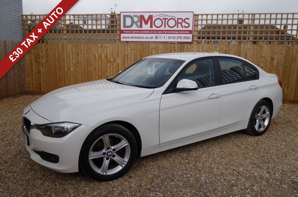 USED 2014 14 BMW 3 SERIES 2.0 318D SE 4d 141 BHP *** 6 MONTHS NATIONWIDE GOLD WARRANTY ***