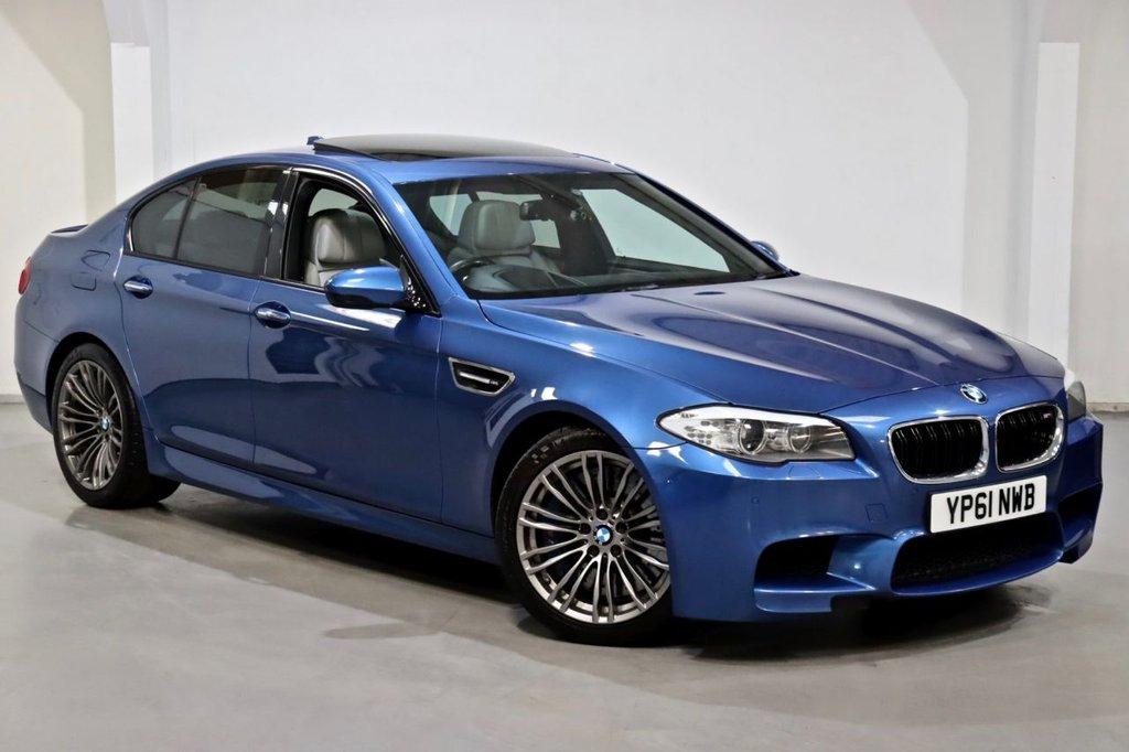 USED 2011 61 BMW M5 4.4 M5 4d 553 BHP