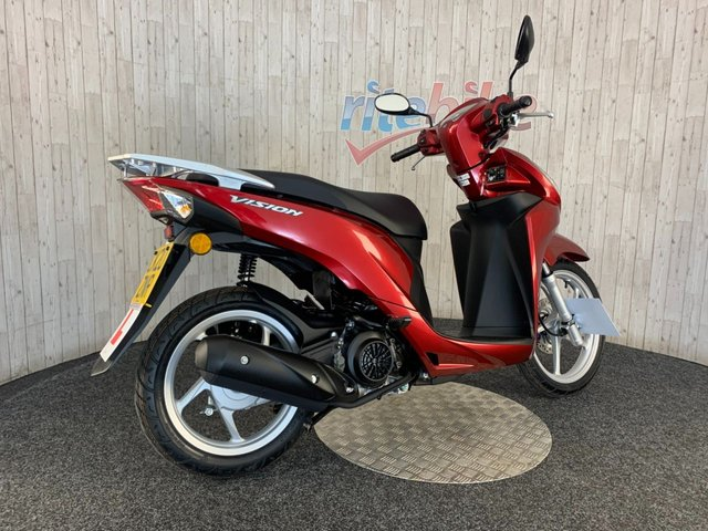 HONDA VISION at Rite Bike