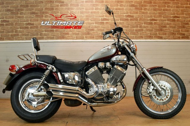 USED 2002 02 YAMAHA XV535  VIRAGO - FREE DELIVERY AVAILABLE