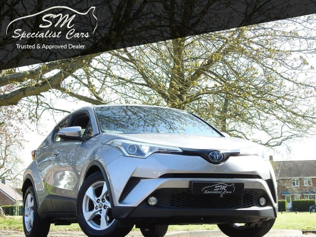 USED 2017 67 TOYOTA CHR 1.8 ICON 5d 122 BHP ONLY 20K FROM NEW A/C VGC