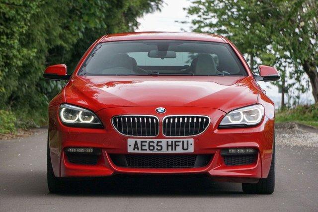 BMW 6 SERIES at Tim Hayward Car Sales