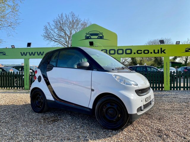 USED 2010 M SMART FORTWO 0.8 PULSE CDI 2d 54 BHP