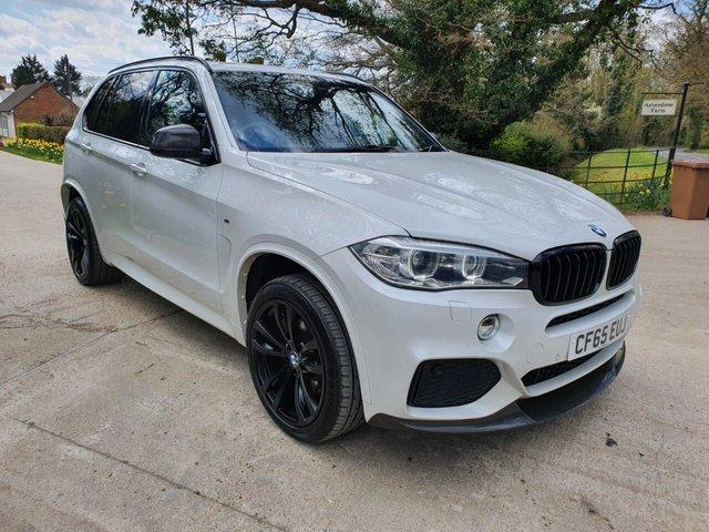 2015 65 BMW X5 3.0 XDRIVE40D M SPORT 5d 309 BHP