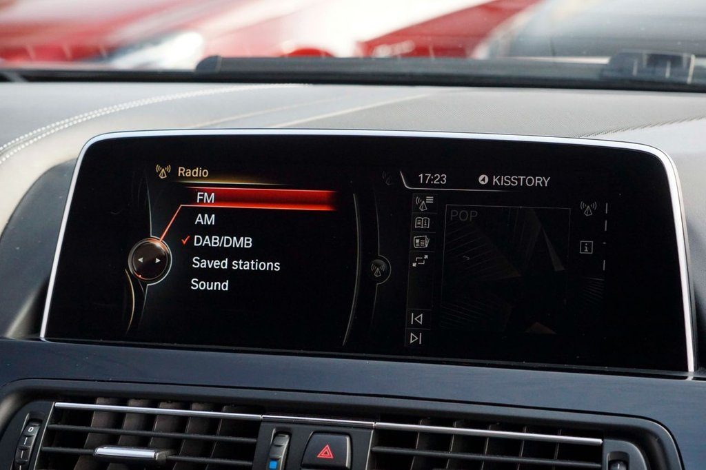 USED 2015 65 BMW 6 SERIES 3.0 640D M SPORT 2d 309 BHP