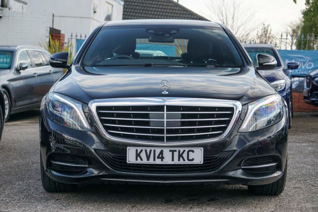 MERCEDES-BENZ S-CLASS at Tim Hayward Car Sales