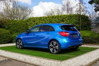USED 2014 G MERCEDES-BENZ A-CLASS 2.1 A200 CDI SPORT 5d 136 BHP SAT NAV CRUISE CONTROL SOUTH SEAS BLUE METALLIC SUPER LOW RUNNING COSTS WITH ONLY £20 PER YEAR RUNNING COSTS
