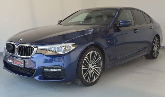 USED 2018 BMW 5 SERIES 530D M SPORT M Performance *Mediterranean Blue*