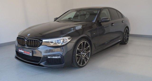 USED 2018 BMW 5 SERIES 520D M SPORT M Performance *Sophisto Grey*