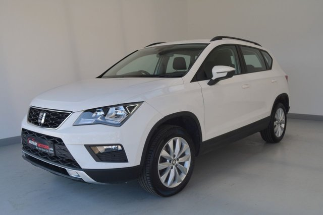 USED 2017 SEAT ATECA 1.6 TDI ECOMTOTIVE SE 5DOOR 114 BHP