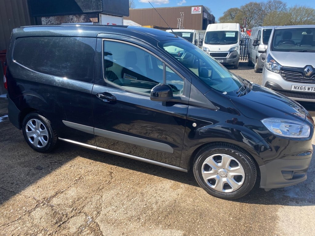 USED 2014 64 FORD TRANSIT COURIER 1.5 TREND TDCI 74 BHP