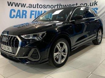 2019 AUDI Q3 1.5 TFSI S LINE 5d 148 BHP £25000.00
