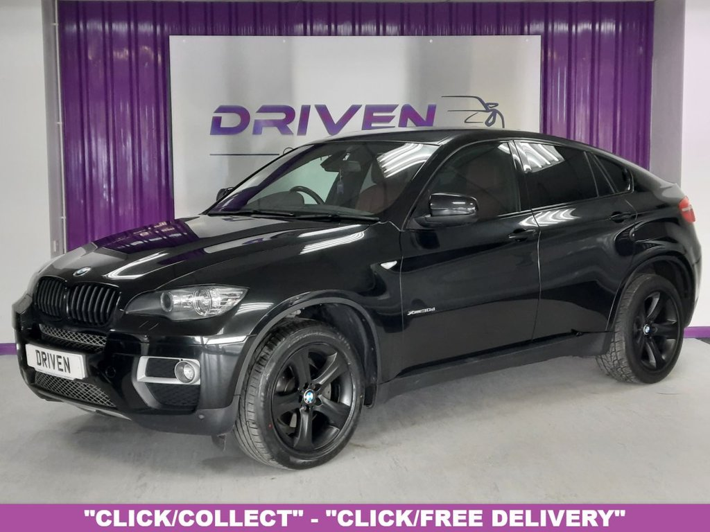 USED 2014 14 BMW X6 3.0 XDRIVE30D 4d 241 BHP