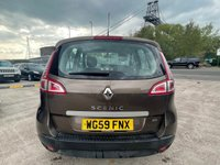 USED 2009 59 RENAULT SCENIC 1.5 DYNAMIQUE DCI 5d 105 BHP FSH 2 Keys 2 Prev Keeper
