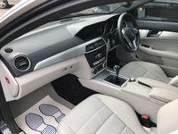 USED 2012 12 MERCEDES-BENZ C-CLASS 1.8 C180 BLUEEFFICIENCY AMG SPORT 2d 156 BHP SAT NAV - FULL SERVICE HISTORY