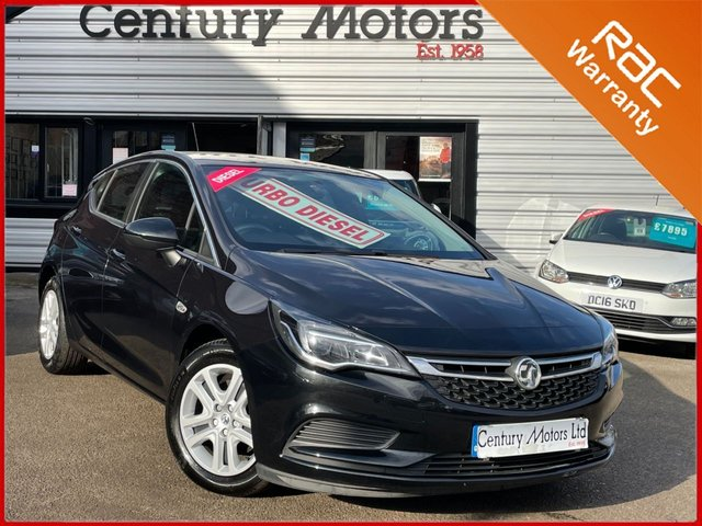 2015 65 VAUXHALL ASTRA 1.6 CDTI Design Apple CarPlay SAT NAV 5dr - NEW SHAPE