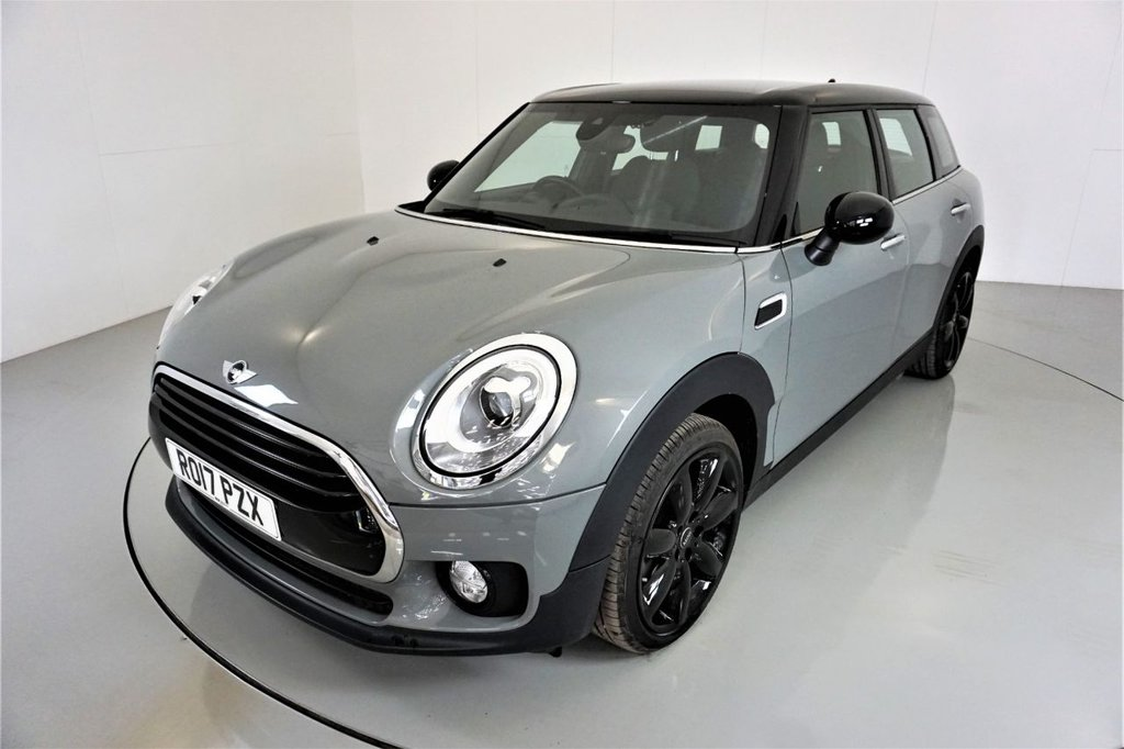 USED 2017 17 MINI CLUBMAN 1.5 COOPER 5d-1 OWNER CAR-LOW MILEAGE EXAMPLE-18