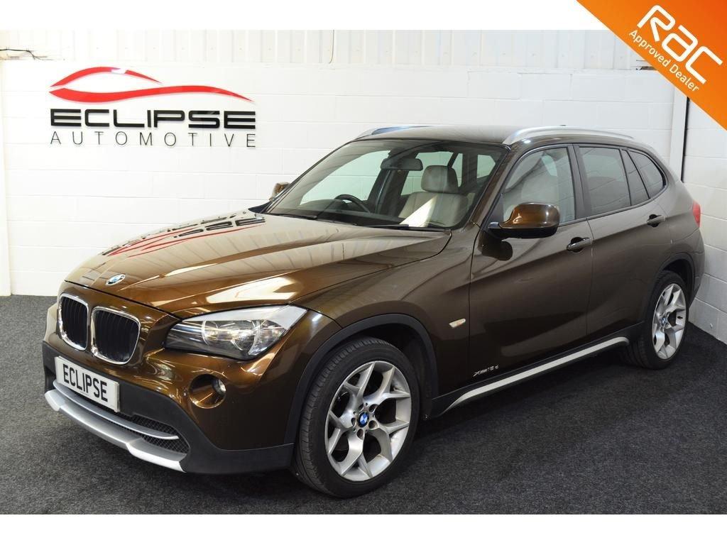 USED 2010 60 BMW X1 2.0 XDRIVE18D SE 5d 141 BHP