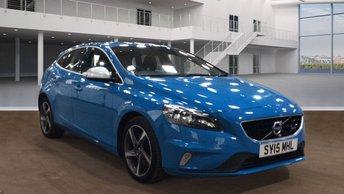 2015 VOLVO V40 2.0 D3 R-DESIGN 5d 148 BHP £8495.00