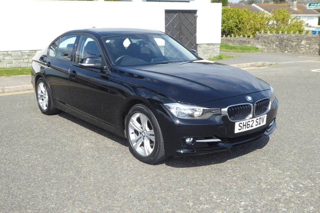 USED 2012 62 BMW 3 SERIES 2.0 320I SPORT 4d 181 BHP STUNNING ..WELL CARED FOR CAR