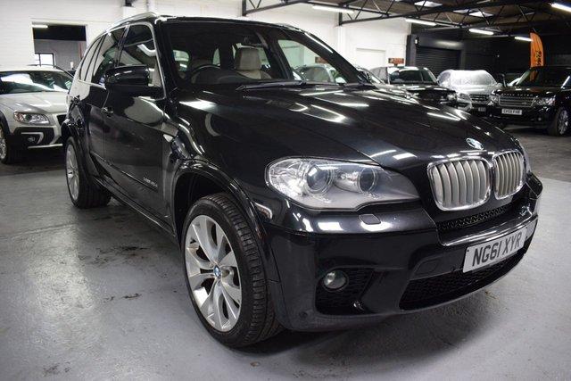 USED 2011 61 BMW X5 3.0 XDRIVE40D M SPORT 5d 302 BHP 7 SEATS TWIN TURBO 40D M SPORT 302 BHP - 7 SEATS - ONE PREVIOUS KEEPER - HEATED SEATS - SAT NAV - PRIVACY GLASS - 20 INCH ALLOYS