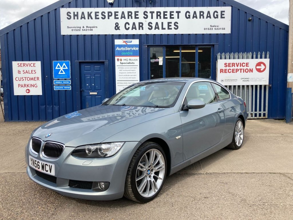 USED 2007 56 BMW 3 SERIES 2.5 325I SE 2d 215 BHP