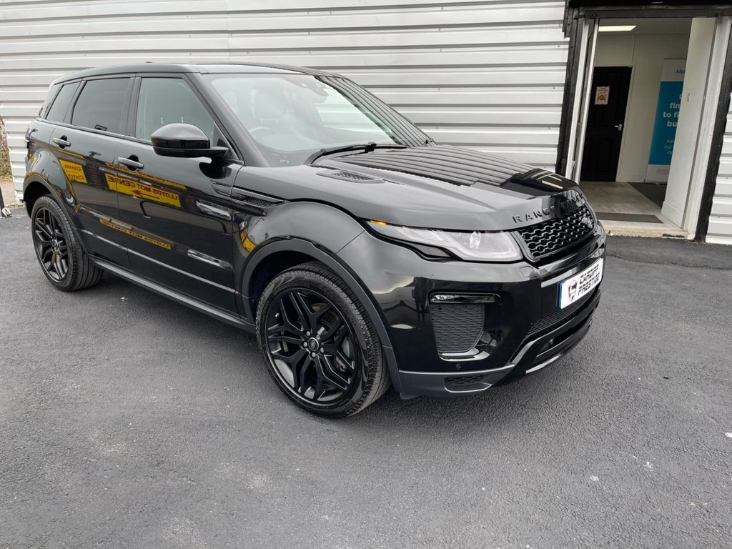 USED 2017 17 LAND ROVER RANGE ROVER EVOQUE 2.0 TD4 HSE DYNAMIC 5d 177 BHP 4K VIDEO - GREAT SPEC!