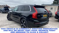 USED 2017 17 VOLVO XC90 2.0 T8 TWIN ENGINE ELECTRIC HYBRID R-DESIGN 5d 7 Seat Family SUV 4x4 AUTO Spec Including Adaptive cruise control Bluetooth connection Cruise control Digital Instrument Cluster Electric tailgate Heated front seat Keyless go Navigation system PAS Rear parking sensor Reverse parking aid Traffic sign recognition Trip computer Audio remote control Internet connection USB/iPod interface Full Volvo Service History