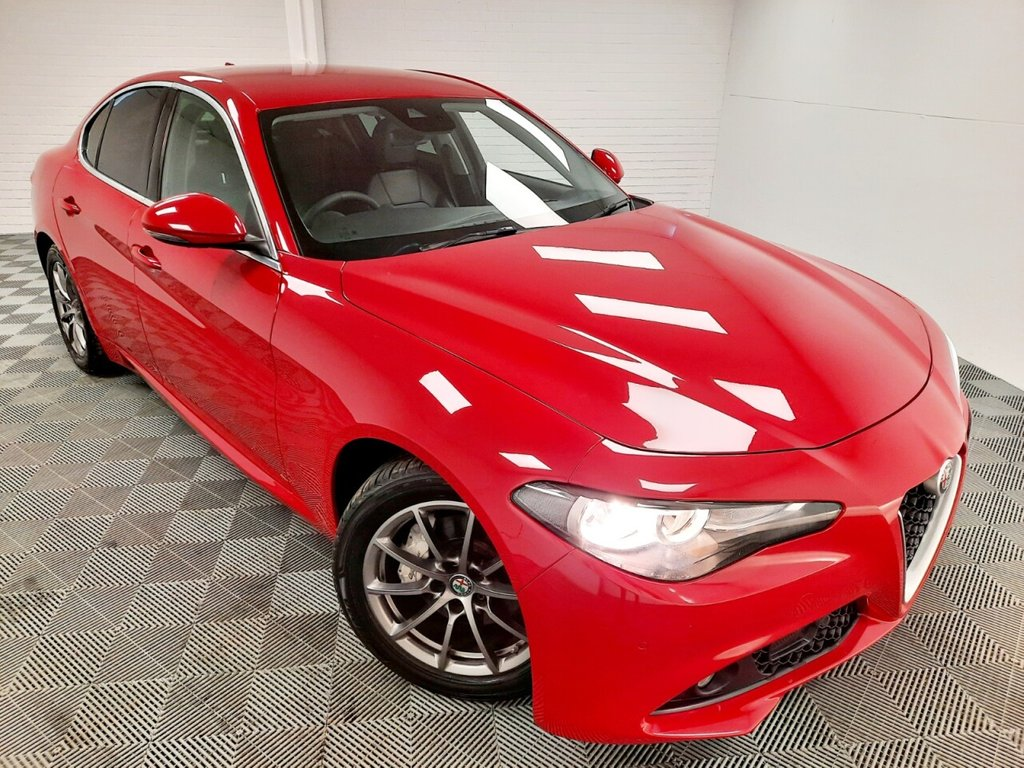 USED 2017 ALFA ROMEO GIULIA 2.1 TD TECNICA 4d 148 BHP NATIONWIDE DELIVERY AVAILABLE!