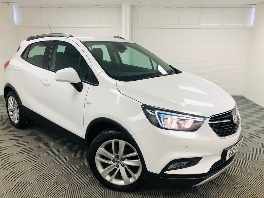 USED 2017 17 VAUXHALL MOKKA X 1.6 ACTIVE CDTI 5d 134 BHP NATIONWIDE DELIVERY AVAILABLE!