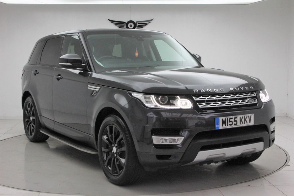 USED 2017 M LAND ROVER RANGE ROVER SPORT 3.0 SDV6 HSE 5d 306 BHP