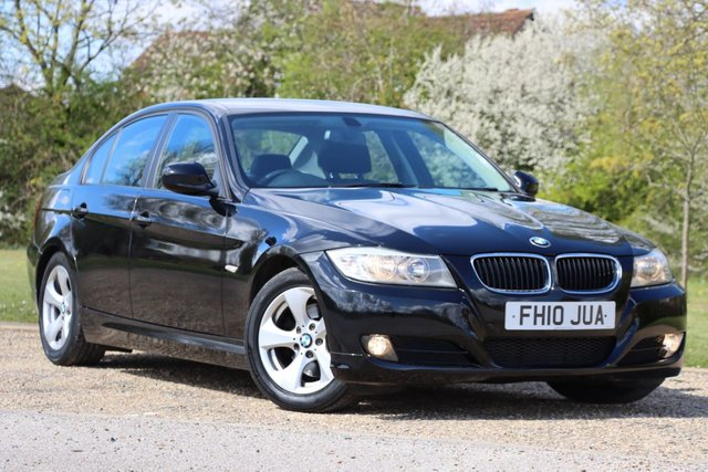 USED 2010 10 BMW 3 SERIES 2.0 320D EFFICIENTDYNAMICS 4d 161 BHP