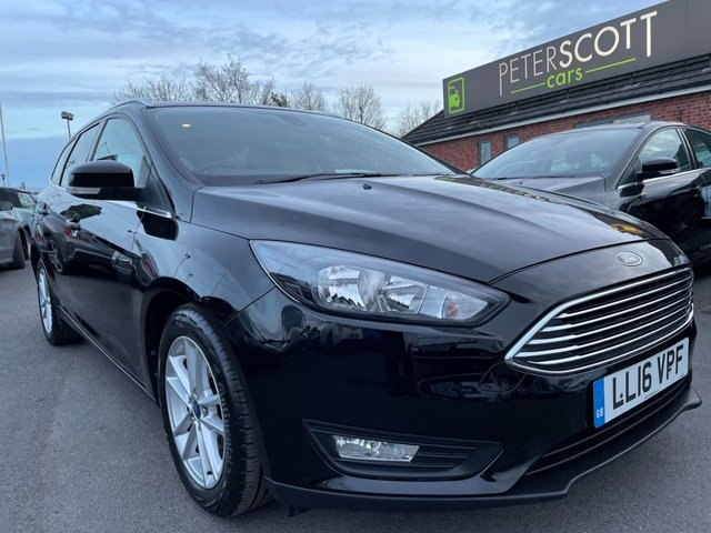 FORD FOCUS at Peter Scott Cars