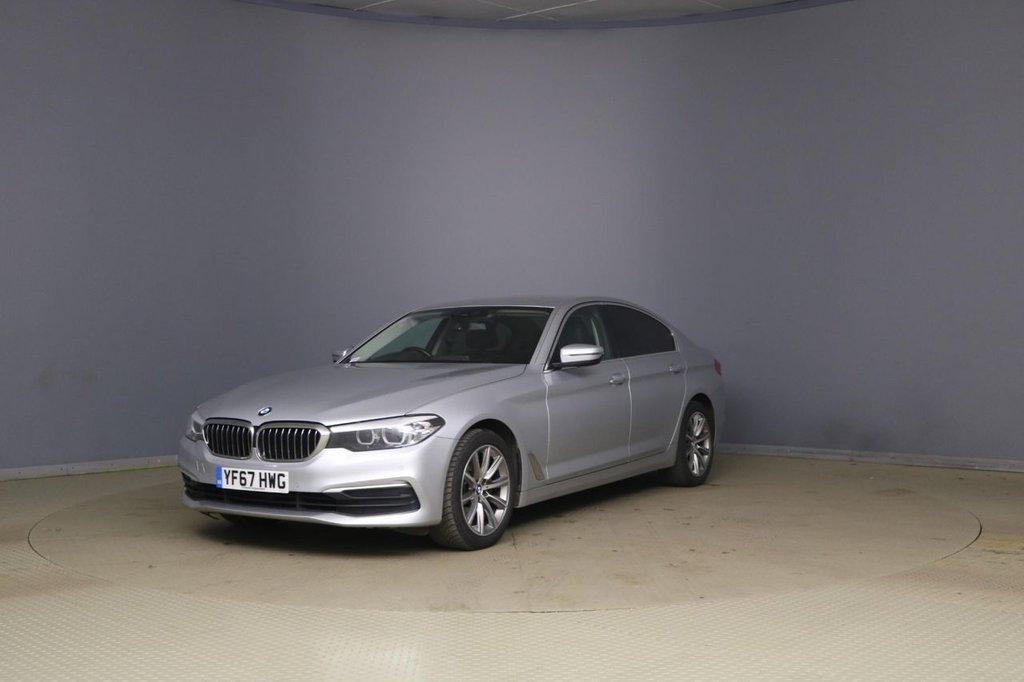 USED 2017 67 BMW 5 SERIES 2.0 520D XDRIVE SE 4d 188 BHP Buy Online Moneyback Guarantee