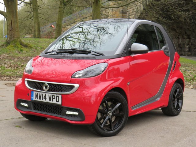 USED 2014 14 SMART FORTWO 1.0 GRANDSTYLE EDITION 2d 84 BHP