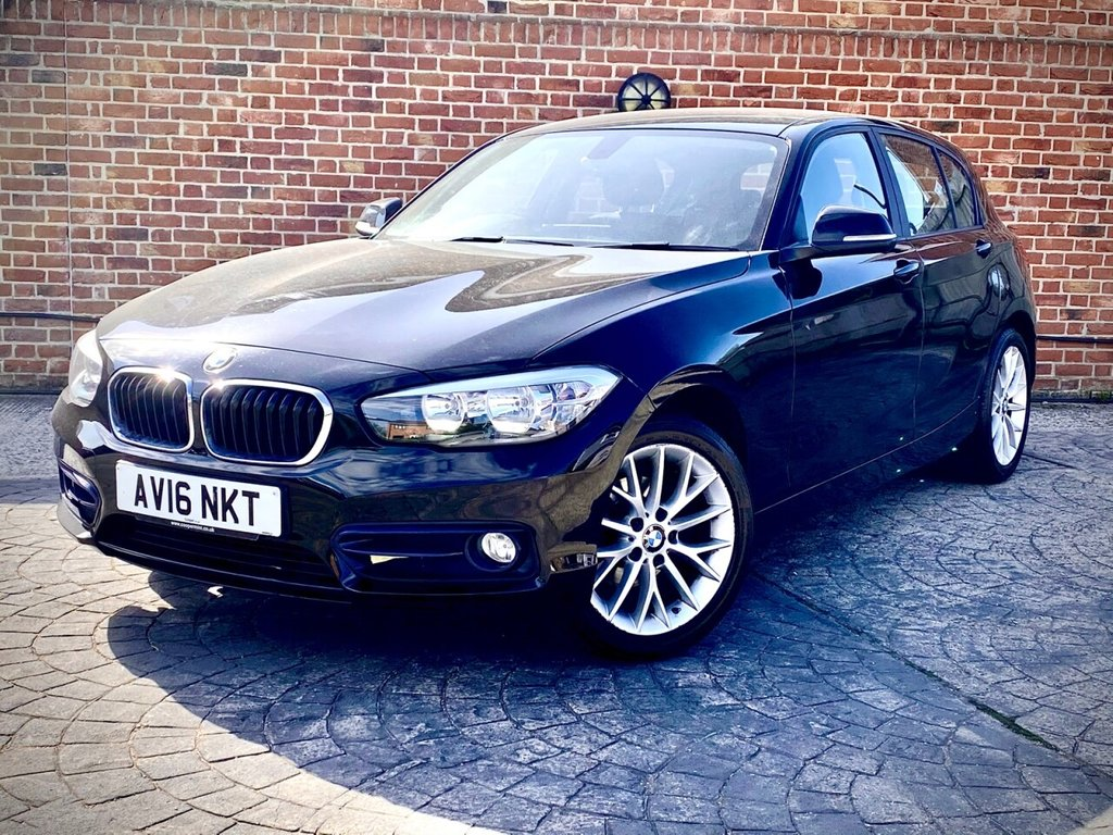 USED 2016 16 BMW 1 SERIES 1.5 116D SPORT 5d 114 BHP