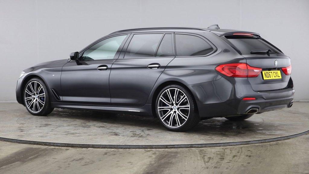 USED 2017 67 BMW 5 SERIES 3.0 530D XDRIVE M SPORT TOURING 5d 261 BHP