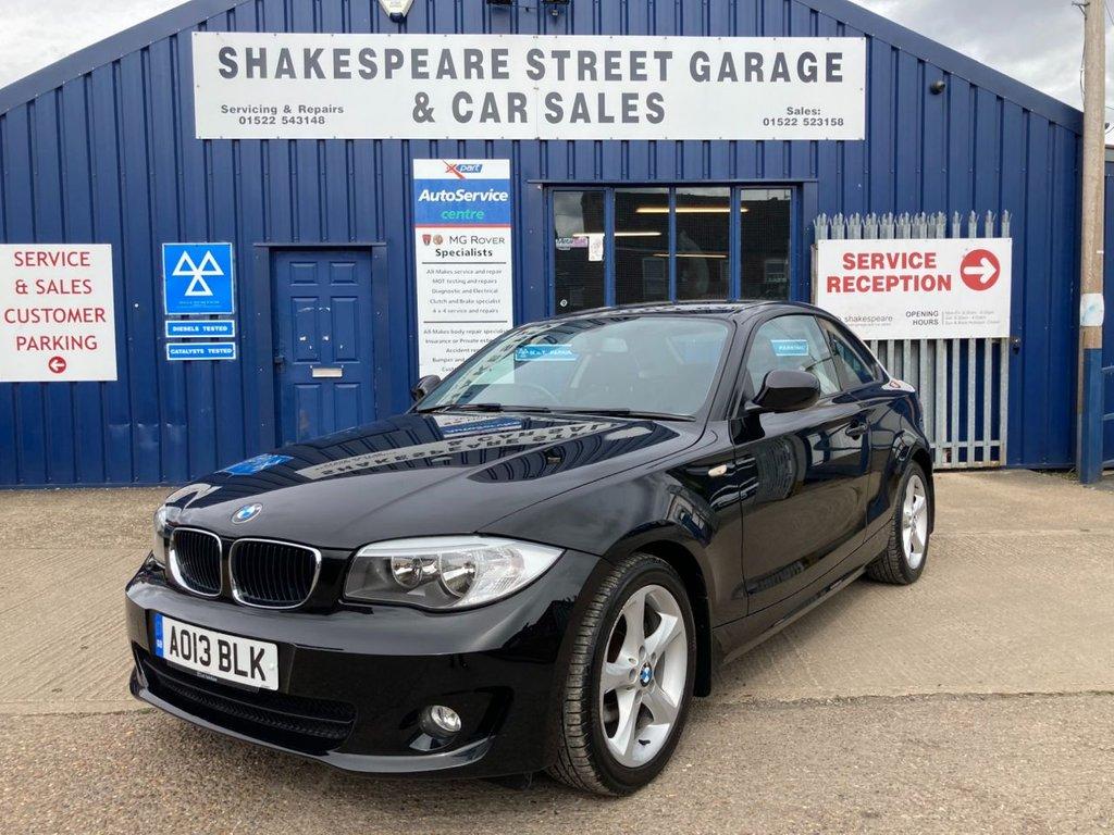 USED 2013 13 BMW 1 SERIES 2.0 118D ES 2d 141 BHP