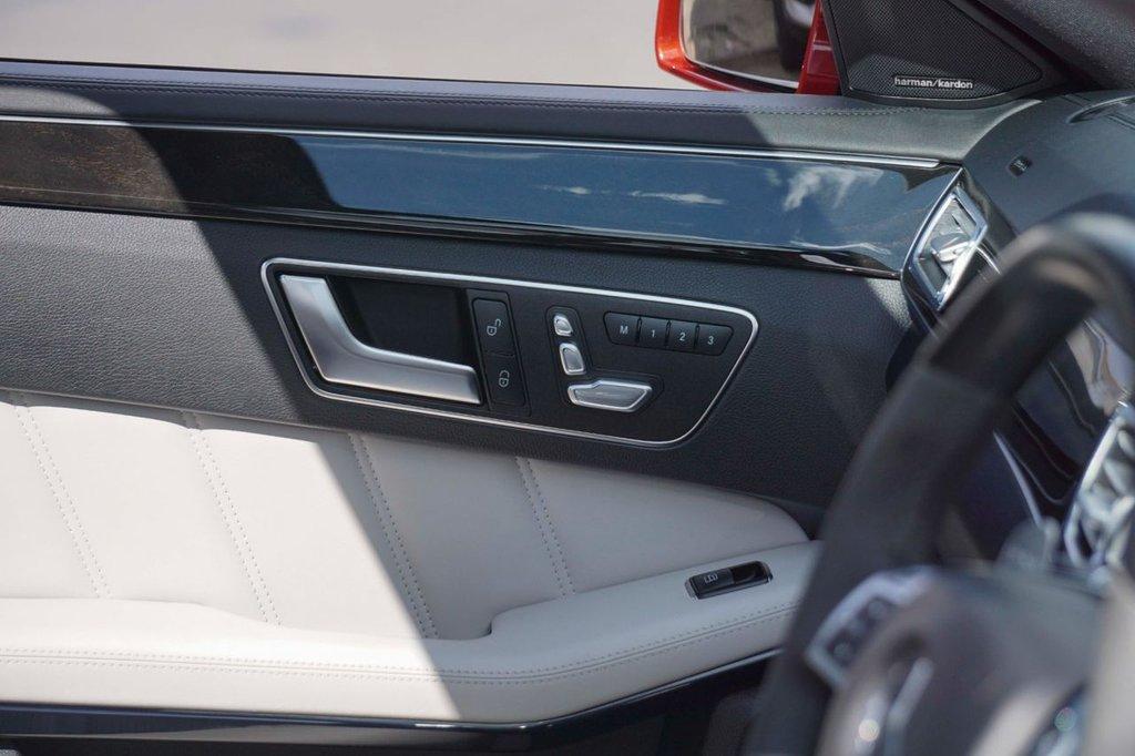 USED 2015 15 MERCEDES-BENZ E-CLASS 5.5 E63 AMG 4d 550 BHP