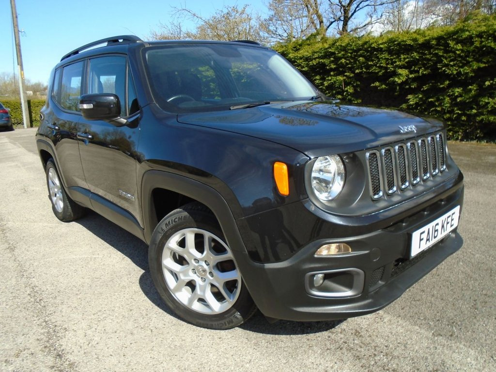 Automatic JEEP RENEGADE