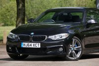 USED 2014 64 BMW 4 SERIES 3.0 435I M SPORT 2d 302 BHP