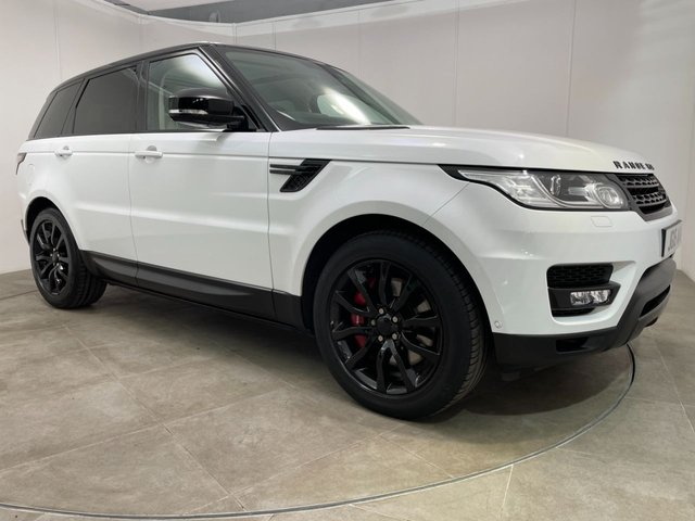 LAND ROVER RANGE ROVER SPORT at Peter Scott Cars