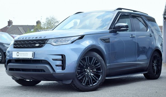 2018 68 LAND ROVER DISCOVERY 2.0 SD4 SE 5d 237 BHP ONLY 9,400 MILES