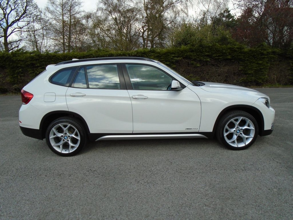 Manual BMW X1