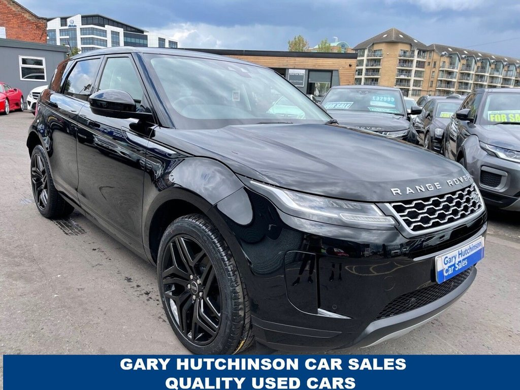 USED 2019 19 LAND ROVER RANGE ROVER EVOQUE 2.0d 5d 148 BHP