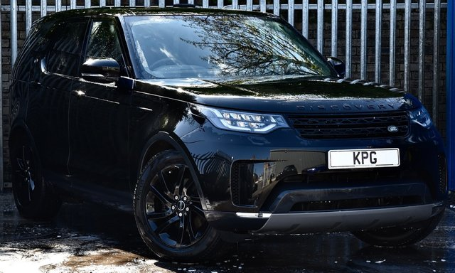 USED 2018 18 LAND ROVER DISCOVERY 3.0 TD V6 HSE Auto 4WD (s/s) 5dr £4k Extra's, Stealth, Pan Roof