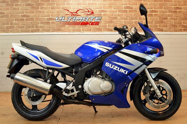 USED 2006 06 SUZUKI GS 500 FK4 - FREE DELIVERY AVAILABLE