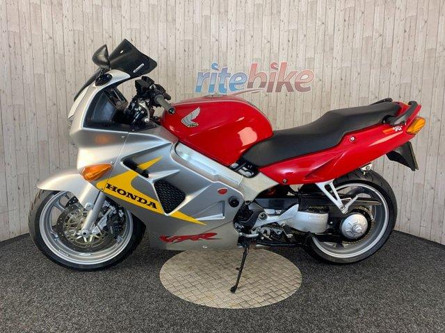 HONDA VFR800F at Rite Bike