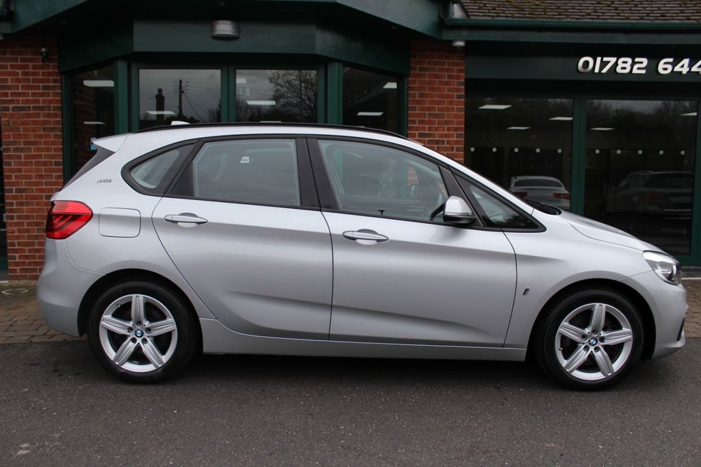 USED 2017 66 BMW 2 SERIES 1.5 225XE PHEV SPORT ACTIVE TOURER 5d 134 BHP