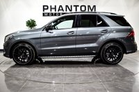 USED 2018 67 MERCEDES-BENZ GLE-CLASS 2.1 GLE 250 D 4MATIC AMG NIGHT EDITION 5d 201 BHP